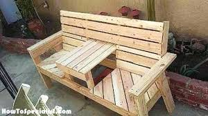 concrete bench diy outdoor bench with table how to build step diy concrete countertops poured in place