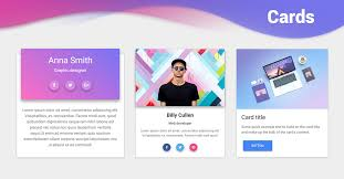 bootstrap cards exles tutorial basic advanced usage material design for bootstrap