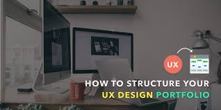 User Experience Designer Resume Mesmerizing How To Structure Your First UX Design Portfolio UX Planet
