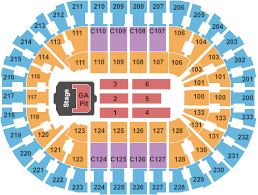 Eric Church Cleveland Seating Chart Eric Church Tickets Quicken Loans Arena Cheaptickets