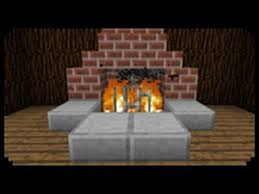 W2 Fireplace Minecraft PE  My Minecraft  Pinterest  Minecraft Fireplace In Minecraft