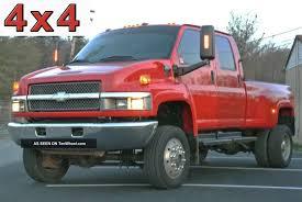 All Chevy chevy c4500 : 2005 4x4 Kodiak Supertruck C4500 Crew Cab Duramax Allison Gmc ...