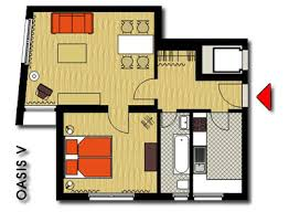 how to optimize spaces in a two room apartment theydesign within two room  apartment How to Decorate Two Room Apartment