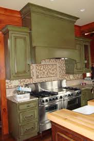 Painted Wood Kitchen Cabinets 30 Painted Kitchen Cabinets Ideas For Any Color And Size
