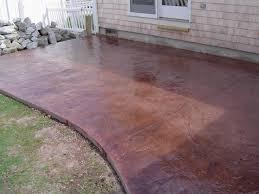 atios stamped concrete patios rhode island