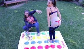 STRIP TWISTER WITH MY SISTER YouTube