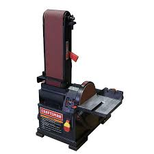 6 belt sander. craftsman 1/3 hp bench top 4\ 6 belt sander a