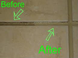 sealing tile countertop grout