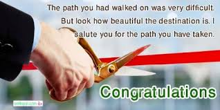 Congratulation For New Business Congratulation Messages For New Branch Opening Best Business Wishes