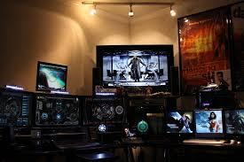 tony stark office. Tony Stark Inspired Man Cave By Edreyes Office S