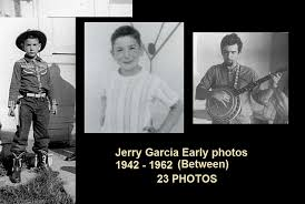 Jerry Garcia Quotes Beauteous Jerry Garcia Early Photos 48 48 NSF MUSIC STATION