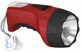 Купить ФОТОН <b>Фонарь</b> РМ-1500 (<b>1 W</b>) красный , ФОТОН, Ручной ...
