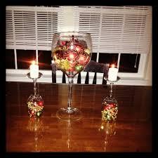 kitchen decorating ideas wine theme. Wine Glass Center Piece To Stick With My Theme Kitchen! Kitchen Decorating Ideas D