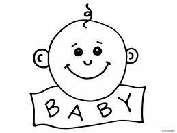 Kleurplaten Baby Shower Clarinsbaybloorblogspotcom