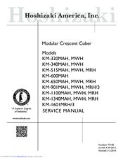 hoshizaki km 1340mrh manuals hoshizaki km 1340mrh service manual