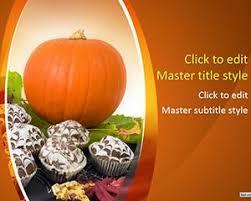 Free Pumpkin Powerpoint Templates