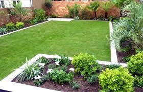 Simple Garden Designs No Fret Small Garden Design ...