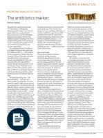 an extensive word essay on the effects of globalisation in  the antibiotics market 2010