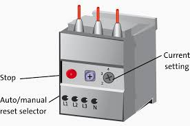 Overload Charts Motor Protection How To Know If You Set The Correct Current On A Motor