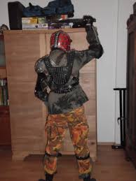 Post Apocalyptic Scavenger Costume 2 by DIY-Punk on DeviantArt