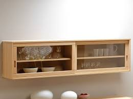 wall cabinet with glass door kurt Østervig wall cabinet