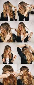 Easy Hairstyles On The Go Best 25 Easy And Cute Hairstyles Ideas On Pinterest Cute Simple