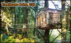 treehouse masters mirrors. Best Treehouse Hotels In The World, Top 10, TreeHouse Point Pete Nelson Washington Masters Mirrors