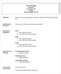 simple resume example sample resume format word free word resume templates  free sample resume cover simple