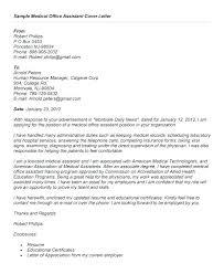 Cover Letter Medical Residency Med Assistant Info