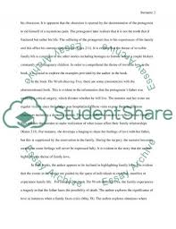 article and the author analysis Essay Example | Topics and Well ...