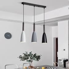 modern 3 pendant lighting glass pendant