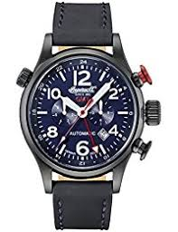 amazon co uk ingersoll watches ingersoll lawrence gmt mens automatic watch in3218bbl