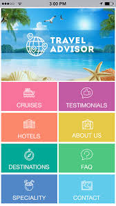 Travel Templates Travel Hotels App Templates Android Iphone Ipad