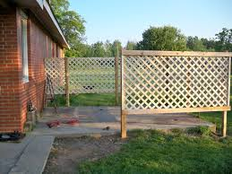 Image of: Affordable Privacy Fence