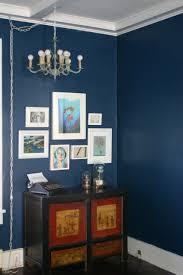 Navy Blue Living Room Decorating Dark Blue Living Room