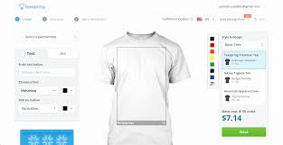 Teespring Design Software How Teespring Uses Canvas Svg And The Dom To Design T