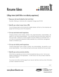 Resume Jobective Statement For Classy Sampleectives Resumes Manager