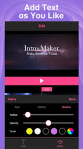 Intro Maker Youtube Intro Designer Intro Maker Intro Creator With Music For Youtube Apk For