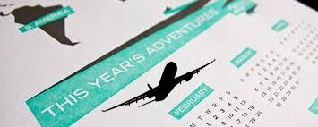 Travel Calendar You Need To Learn English To Enhance Your Travel Experience