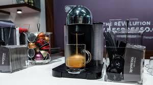 Nespresso Vertuoline Like Keurig Coffee But With Style