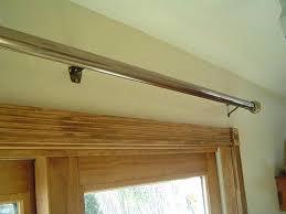 slider door curtain rods frightening sliding glass door curtain rod regarding sliding door sliding door curtain
