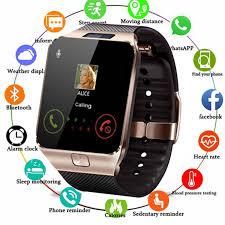 Bluetooth <b>Smart Watch</b> DZ09 <b>Smartwatch</b> TF SIM Camera <b>Men</b> ...