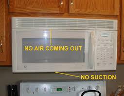 no your range hood isn t broken it s installed wrong microwave hood fan hood fan diagram