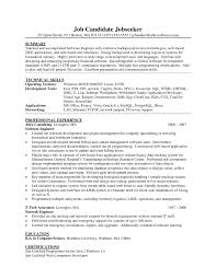 Java Developer Responsibilities Resume Free Resume Example And
