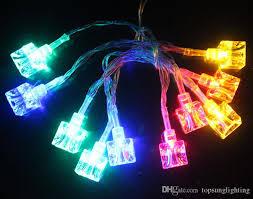 10leds ice cube led lights string outdoor lighting battery powered led fairy lights festival decorations lighting battery string lights outdoor
