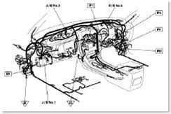 toyota camry es mk electrical system and schematics diagram toyota camry wiring harness diagram electrical schematics