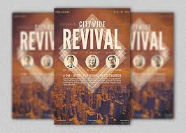 revival flyers templates youth revival flyer template citywide revival flyer template inspiks