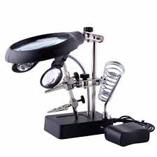 popular 10x magnifying lamp 10x magnifying lamp lots with regard to desk light with magnifying glass luxury home office furniture