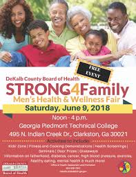 learn about fatherhood diabetes cancer high blood pressure exercise mental health and much more we will even have a kids zone