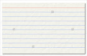 Printable Note Cards Template 17 Index Card Templates Free Psd Vector Ai Eps Format Download